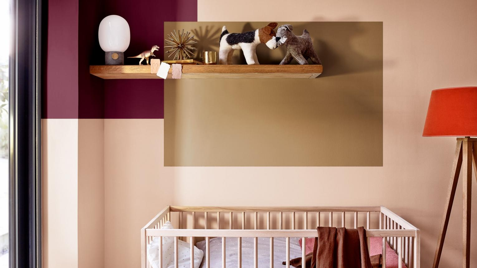Deco-Paints-Colour-Futures-Colour-of-the-Year-2019-A-place-to-think-Kidsroom-Inspiration-41