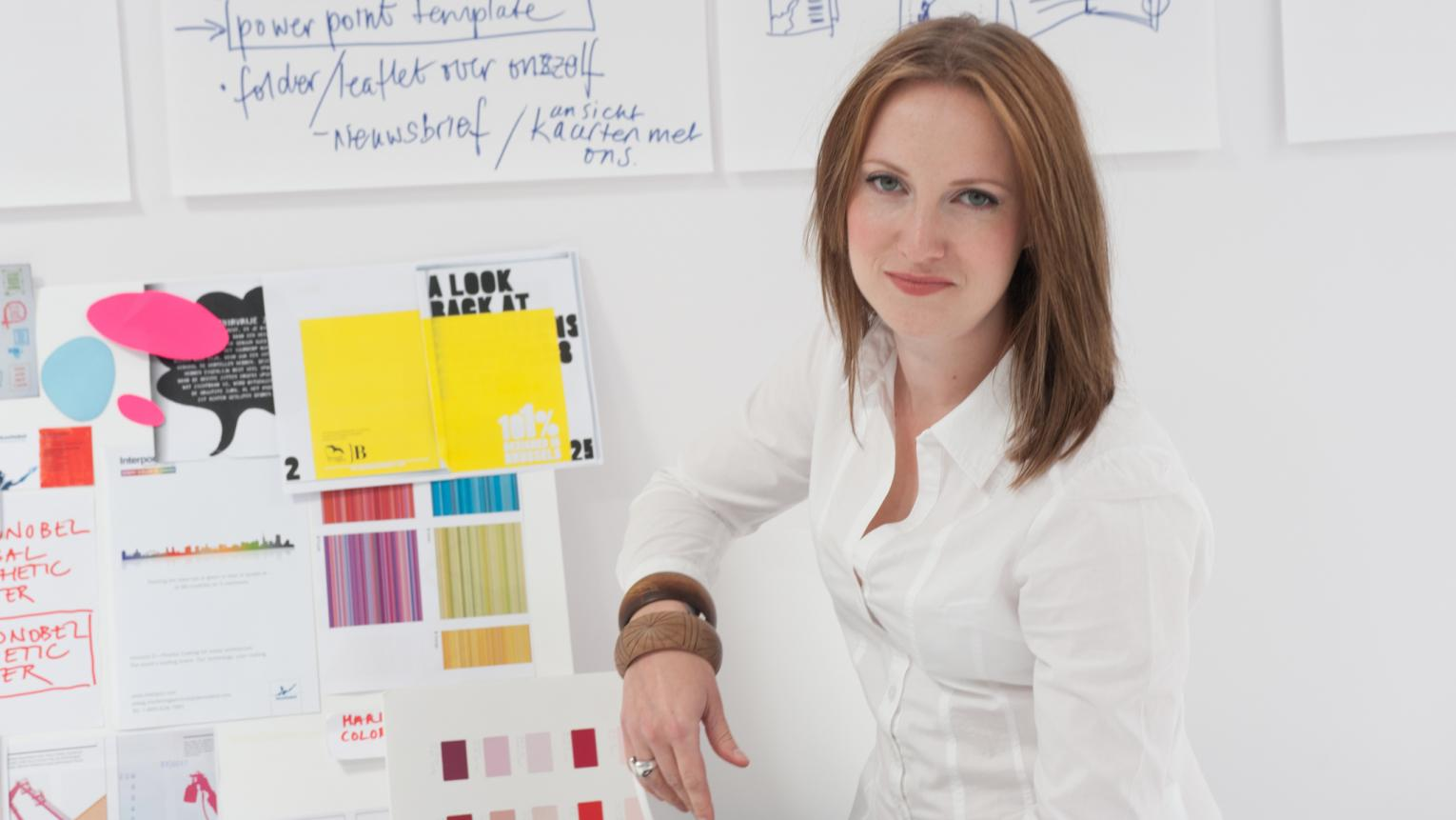 Louise's strong skills in global trend-spotting make her instrumental in predicting colour styles each year.