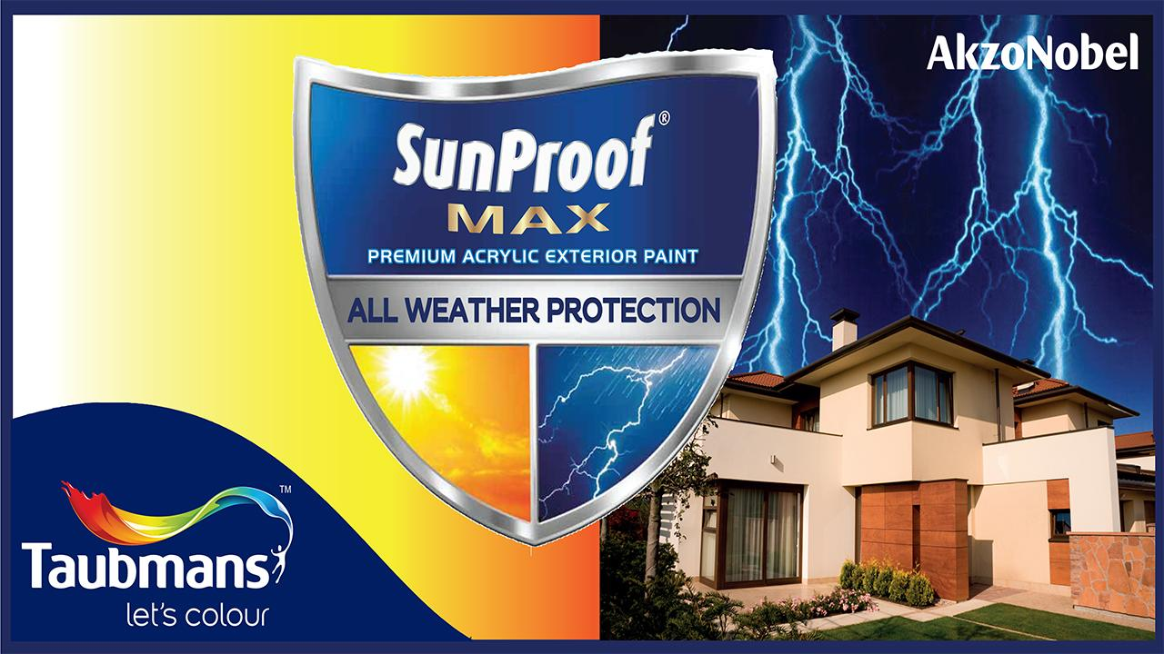 Sunproof has long lasting performance, best quality finishing that will impress everyone around you!